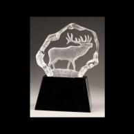 Caribou Corporate Crystal Animal Awards