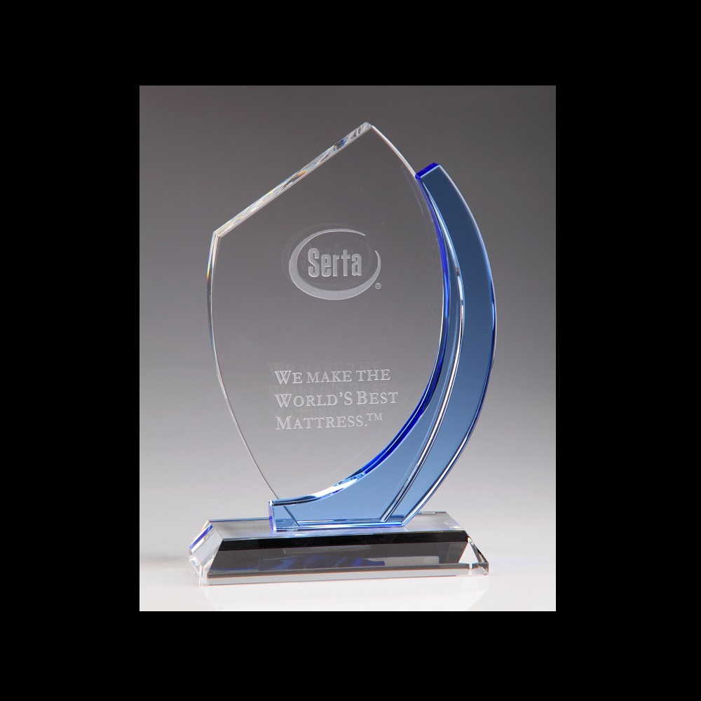 Wholesale Corporate Crystal Awards Engraved