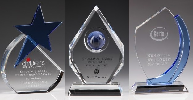 Use Crystal Awards To Motivate Your Company Employees